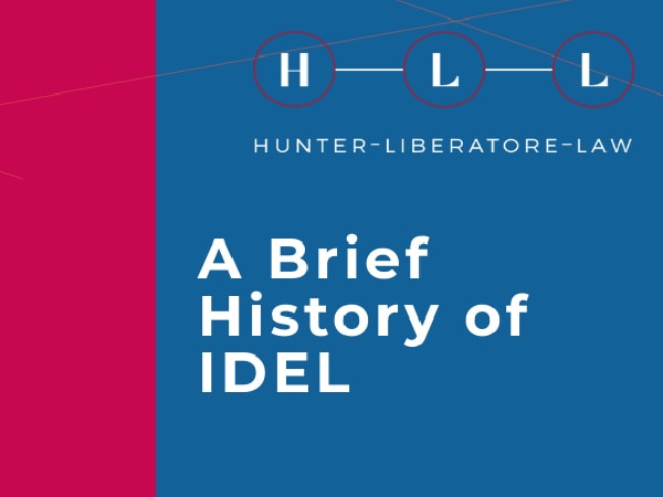 A Brief History of IDEL