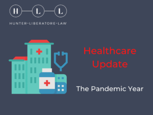 Healthcare Update: The Pandemic Year