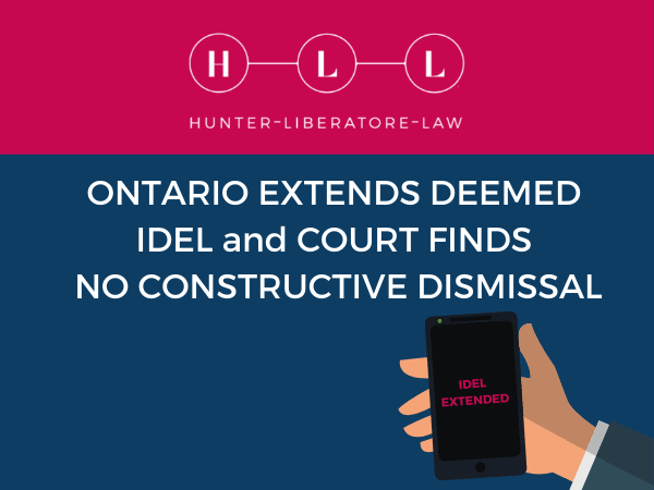 Ontario Extends Deemed IDEL Article Picture