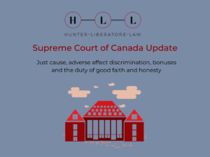 Supreme Court of Canada Update