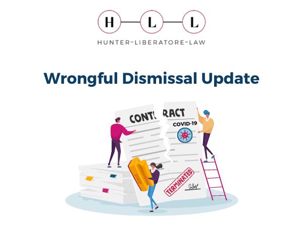 Wrongful Dismissal 1